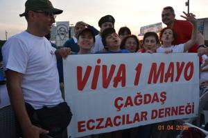 1 Mayıs 2016 Küba Gezisi